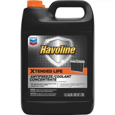 HAVOLINE XTENDED LIFE ANTI-FREEZE/COOLANT CONCENTRATE (B) (6*3,785 л)