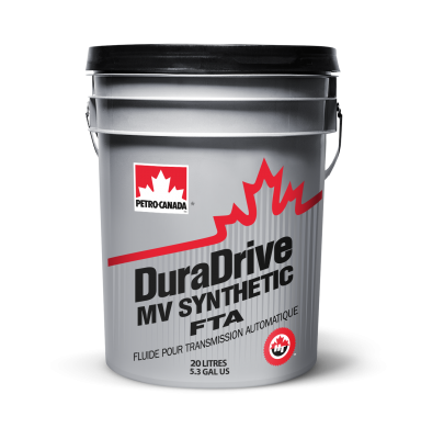 DURADRIVE MV SYNTHETIC ATF (20 л)
